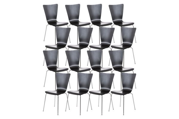 Lot de 16 chaises Aaron