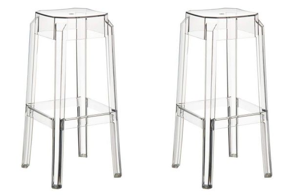 Lot de 2 tabourets de bar Fox