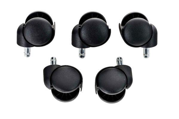 Roulettes fauteuil de bureau