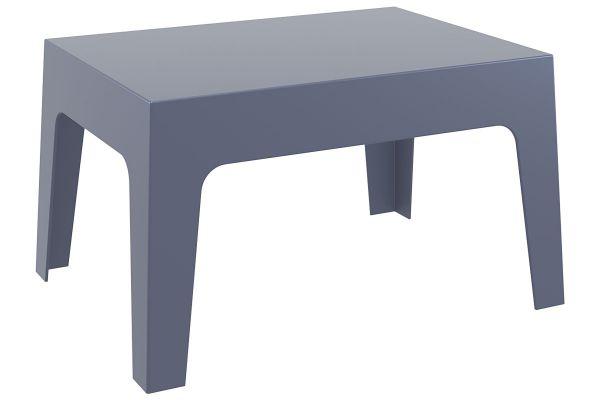 BOX Tisch dunkelgrau