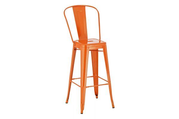 Barhocker Aiden orange