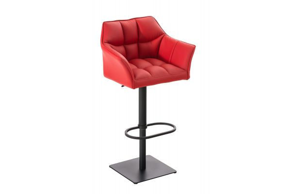 Tabouret de bar Damaso similicuir