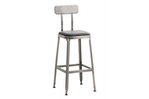 Tabouret de bar Easton similicuir