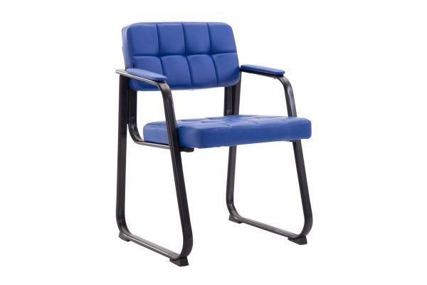 Chaise de visiteur Canada B similicuir