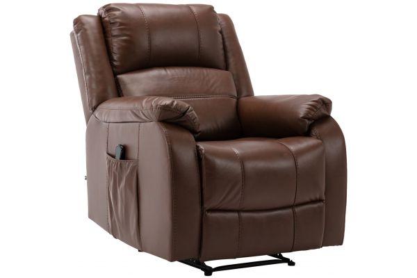Fauteuil de relaxation Kerpen avec fonction de massage