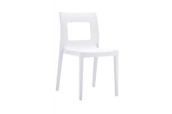 Stuhl Lucca weiß