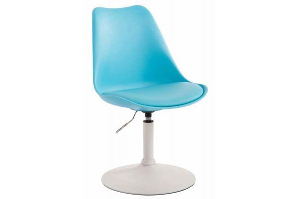 Stuhl Maverick W Kunststoff blau