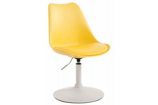 Stuhl Maverick W Kunststoff gelb