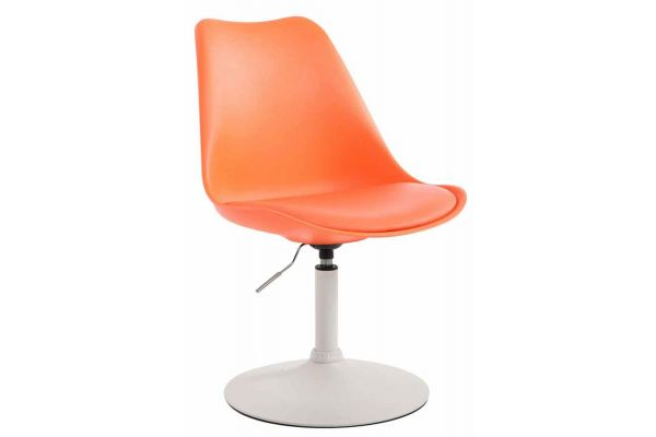 Stuhl Maverick W Kunststoff orange