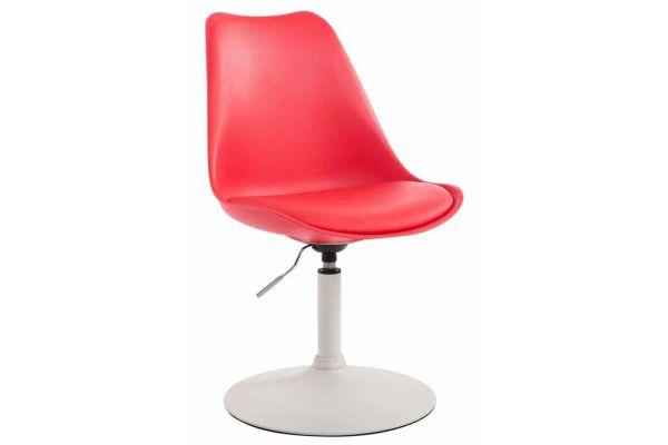 Stuhl Maverick W Kunststoff rot