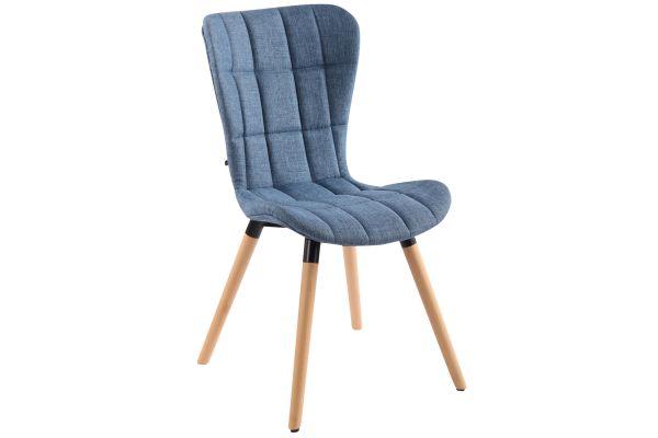 Chaise de salle à manger Odda en tissu
