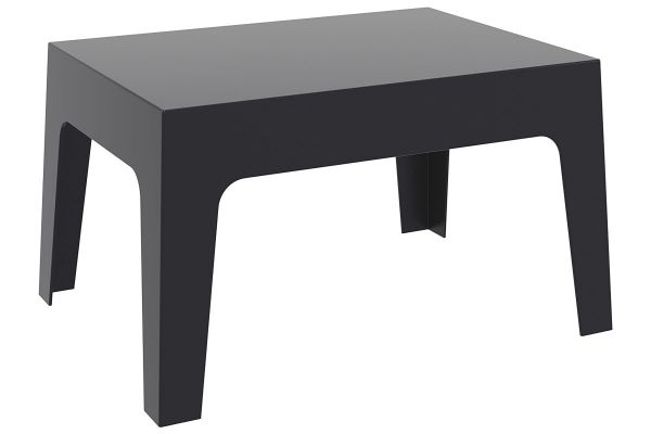 Petite table d'appoint BOX 70 x 50 cm