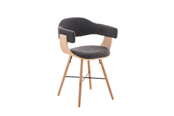 Chaise Barrie V2 Tissu nature