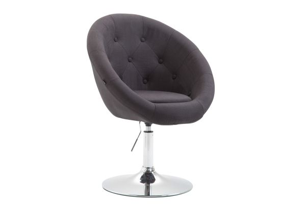 Fauteuil lounger London V2 tissu
