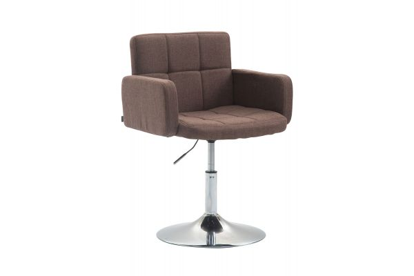 Fauteuil lounge Los Angeles tissu