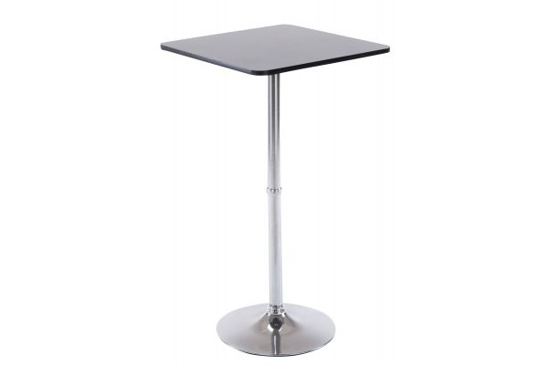 Table haute carrée 60x60